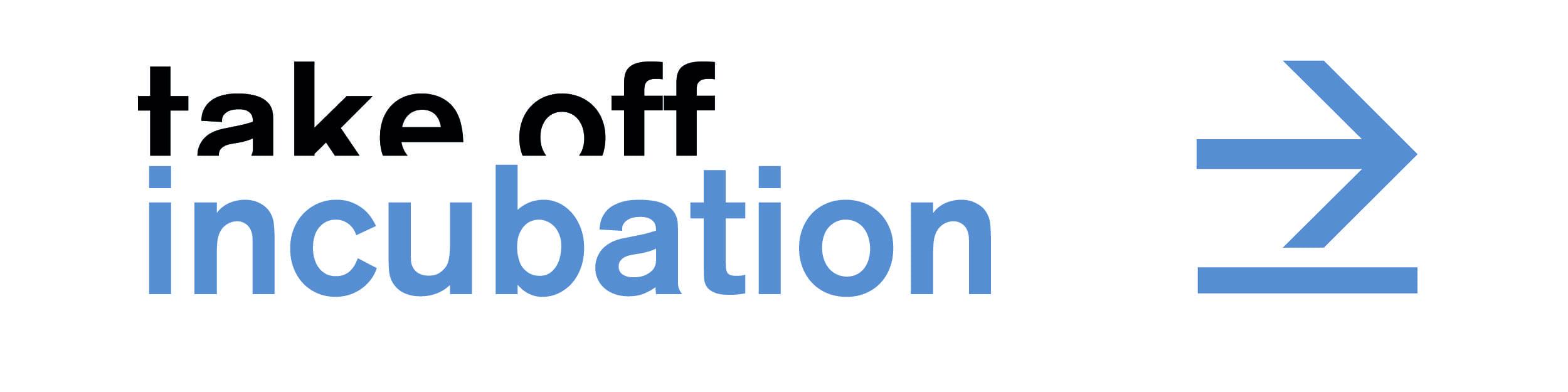 take off incub logo