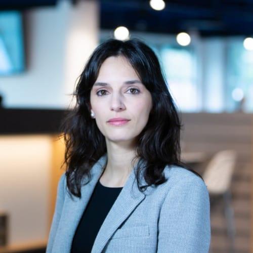 Angèle RIVRON - Ingenico