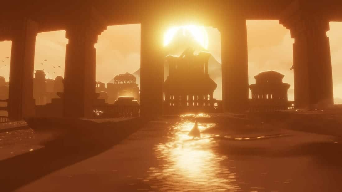 """""""Journey"""" (2012) That Game Company"""