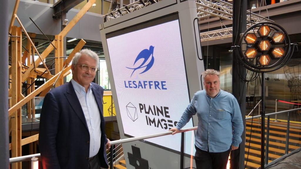partenariat lesaffre plaine images