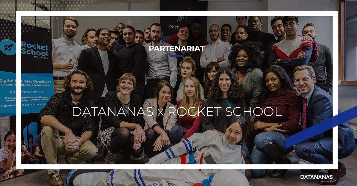 datananas x rocket school