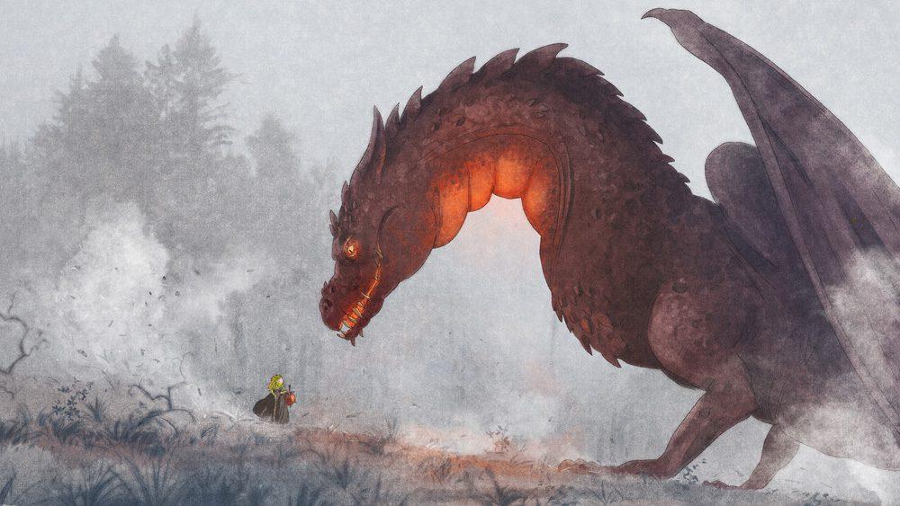 princesse dragon ankama
